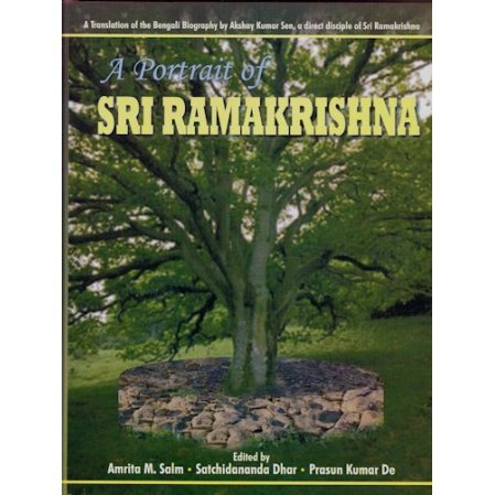 A Portrait of Sri Ramakrishna