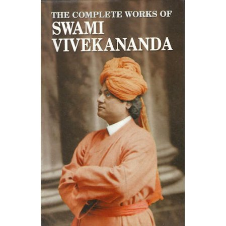 Complete Works of Sw Vivekananda - hardback edition