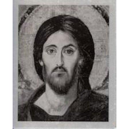Christ Metal Photo