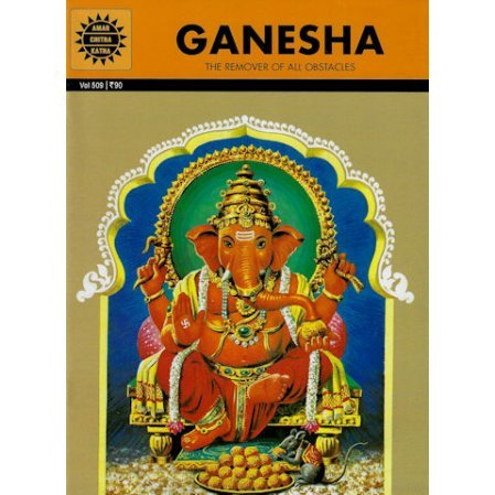 Ganesha - The Remover of Obstacles (Comic)