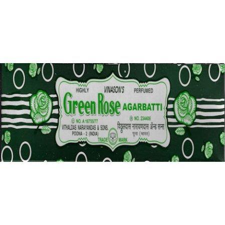 Green Rose Incense