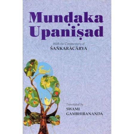 Mundaka Upanisad - With the Commentary of Sankaracarya