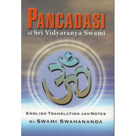Pancadasi of Sri Vidyaranya Swami