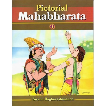 Mahabharata for Children/ Pictorial Mahabharata