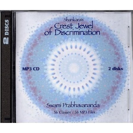 Shankara's Crest Jewel of Discrimination CD of MP3s