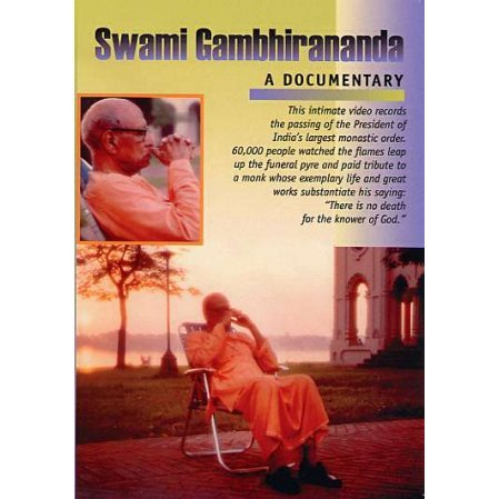 Swami Gambhirananda: A Documentary - DVD