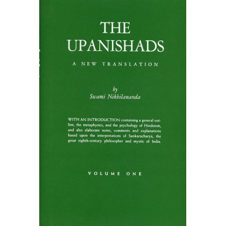 The Upanishads (Nikhilananda, tr.)