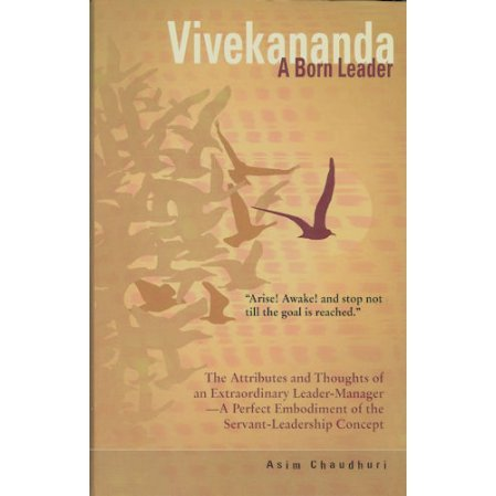 Vivekananda: A Born Leader