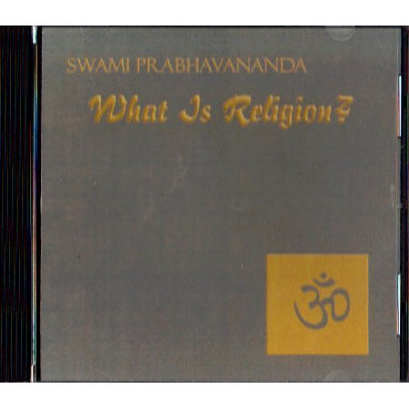 What Is Religion? CD