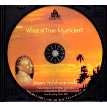 What Is True Mysticism? - CD