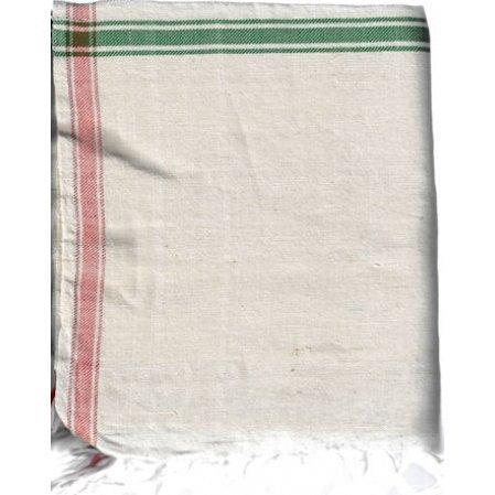 WhiteCotton shawl/chaddar