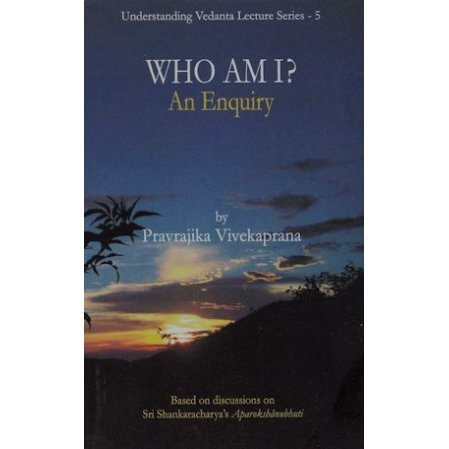 Who Am I? An Enquiry