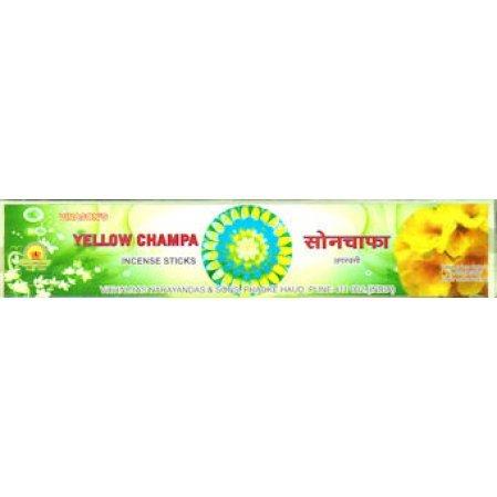 Yellow Champa Incense