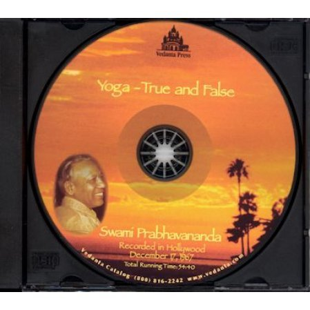 Yoga: True and False CD