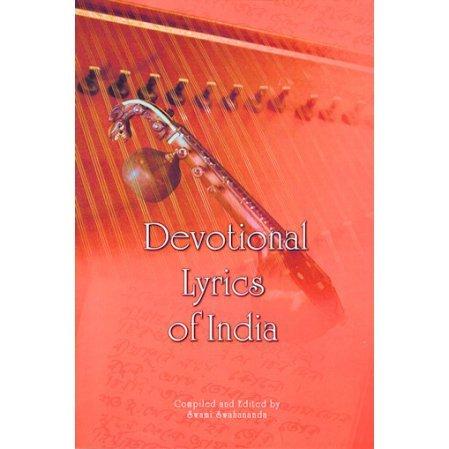 Devotional Lyrics of India