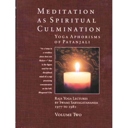 Meditation and Spiritual Culmination