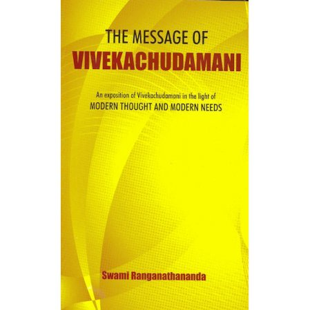 The Message of Vivekachudamani