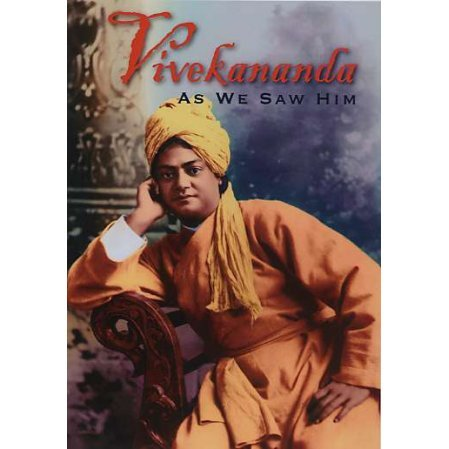 Vivekananda As We Saw Him  DVD