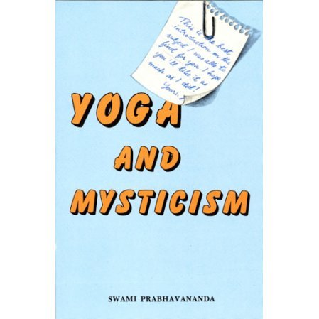 Yoga and Mysticism