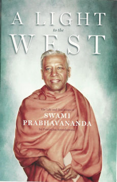 A Light to the West - Sw. Prabhavananda