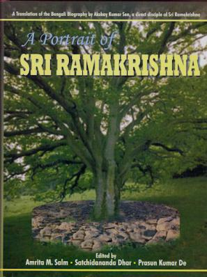 A Portrait of Sri Ramakrishna
