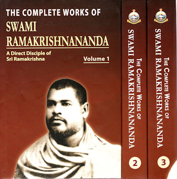 The Complete Works of Swami Ramakrishnananda - A Direct Disciple of Sri Ramakrishna - 3 volume set