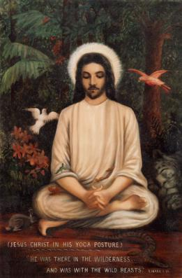 Christ the Yogi Photographs