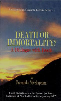 Death or Immortality: A Dialogue with Death