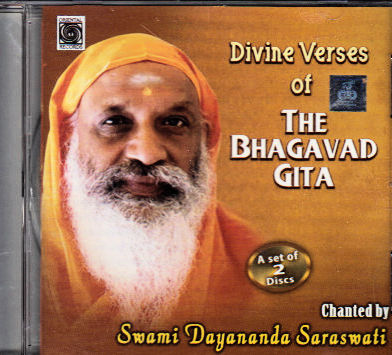 Divine Verses of the Bhagavad Gita (CDs)