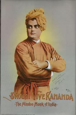 Vivekananda: The Hindu Monk of India