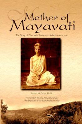Mother of Mayavati
