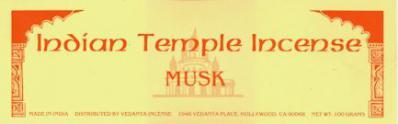 Musk Incense