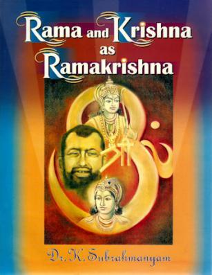 Rama and Krishna as Ramakrishna
