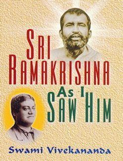 Sri Ramakrishna as I Saw Him