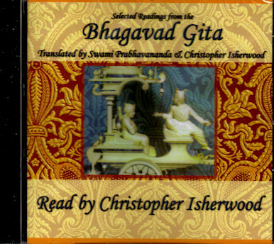 Selected Readings from the Bhagavad Gita CD
