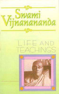 Swami Vijnanananda: Life and Teachings