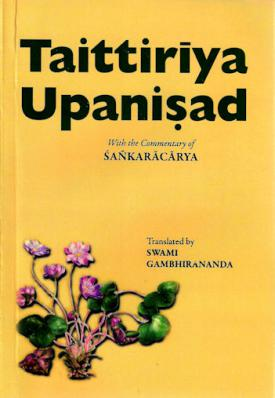 Taittiriya Upanisad With the Commentary of Sankaracarya