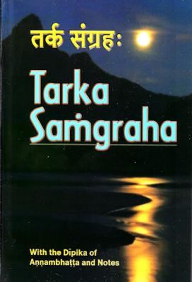 Tarka Samgraha With the Dipika of Annambhatta and Notes.