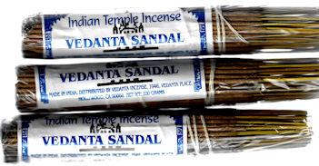 Vedanta Sandal Incense