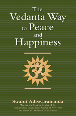 Vedanta Way to Peace and Happiness