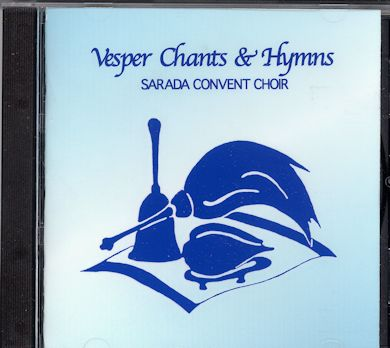Vesper Chants CD