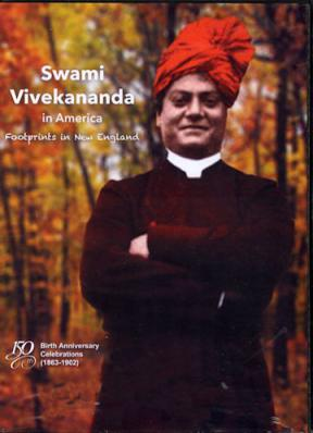 Swami Vivekananda in America: Footprints in New England DVD