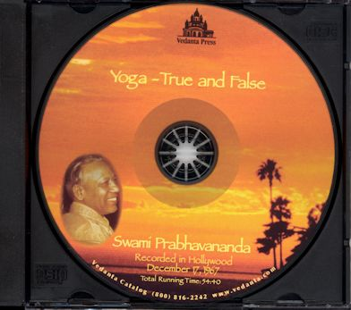 Yoga: True and False CD