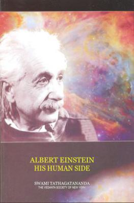 Albert Einstein: His Human Side