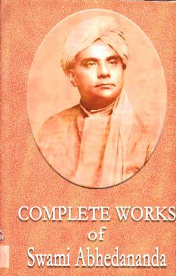 Complete Works of Swami Abhedananda