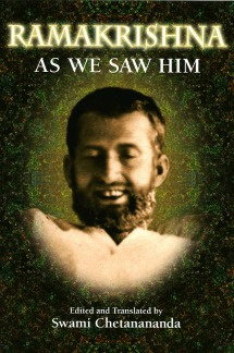 Ramakrishna As We Saw Him, revised 2nd edition