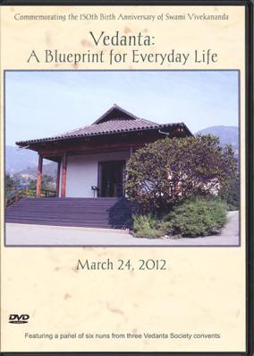 Vedanta: A Blueprint for Everyday Life DVD