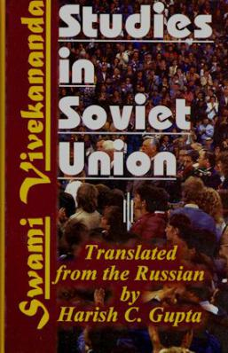Swami Vivekananda Studies in the Soviet Union