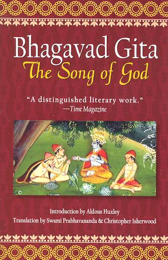 Bhagavad Gta: The Song of God