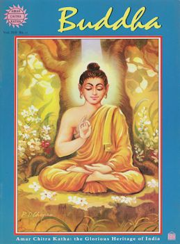 Buddha (and other Amar Chitra Katha Comic Books)
